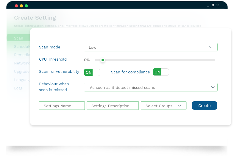 Automated Vulnerability Scan Dashboard